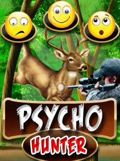 Mobile game Psycho Hunter - screenshots. Gameplay Psycho Hunter