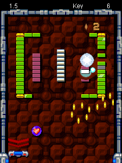 Mobile game Super breakout - screenshots. Gameplay Super breakout