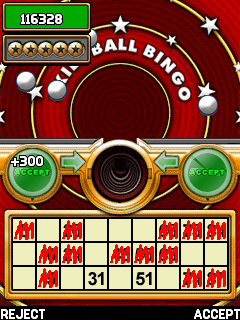 Mobile game Skill Ball Bingo - screenshots. Gameplay Skill Ball Bingo