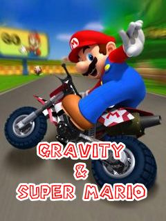 Mobile game Gravity Super Mario - screenshots. Gameplay Gravity Super Mario