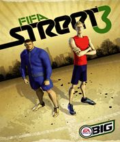 Mobile game Fifa in street 3 - screenshots. Gameplay Fifa in street 3