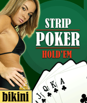 Mobile game Strip poker Holdem - screenshots. Gameplay Strip poker Holdem