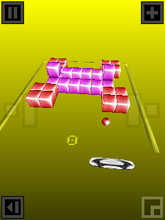 Mobile game BriХ 4D - screenshots. Gameplay BriХ 4D