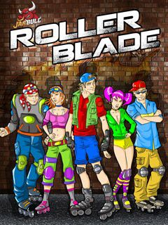 Mobile game Roller Blade - screenshots. Gameplay Roller Blade