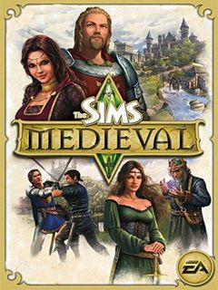 Mobile game The Sims Medieval - screenshots. Gameplay The Sims Medieval