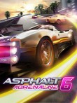 In addition to the  game for your phone, you can download Asphalt 6 Adrenaline for free.