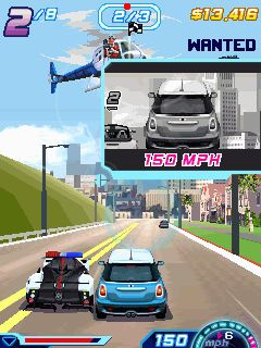 Mobile game Asphalt 6 Adrenaline - screenshots. Gameplay Asphalt 6 Adrenaline