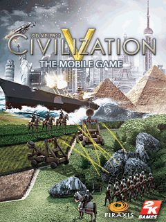 Download free mobile game: Sid Meiers Civilization 5 The Mobile Game - download free games for mobile phone