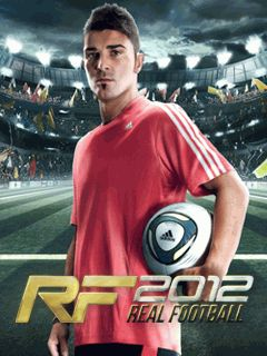 Mobile game Real Football 2012 - screenshots. Gameplay Real Football 2012