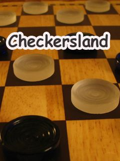 Download free mobile game: Checkersland - download free games for mobile phone