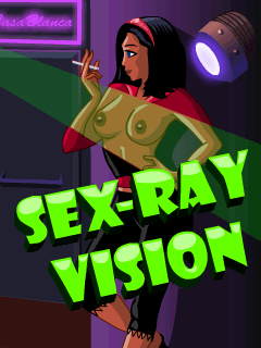 Mobile game Sех - Ray Vision - screenshots. Gameplay Sех - Ray Vision