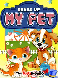 Download free mobile game: Dress Up My Pet - download free games for mobile phone