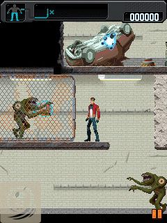 Mobile game Generator Rex - screenshots. Gameplay Generator Rex