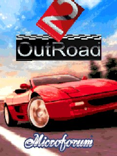 Download free mobile game: OutRoad 2 - download free games for mobile phone
