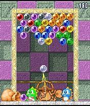Mobile game Puzzle Bobble Mobile Mania - screenshots. Gameplay Puzzle Bobble Mobile Mania