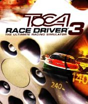 Download free mobile game: 3D Toca Race Driver 3 - download free games for mobile phone