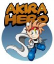 In addition to the  game for your phone, you can download Akira Hero for free.
