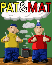 Mobile game Pat and Mat - screenshots. Gameplay Pat and Mat
