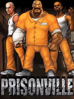 Mobile game PrisonVille - screenshots. Gameplay PrisonVille