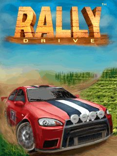 Mobile game Rally Drive - screenshots. Gameplay Rally Drive
