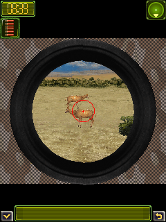 Mobile game Deer Hunter 5 Sniper Adventure - screenshots. Gameplay Deer Hunter 5 Sniper Adventure