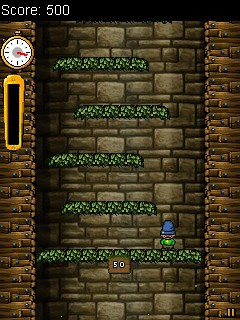 Mobile game Icy Tower Jump - screenshots. Gameplay Icy Tower Jump