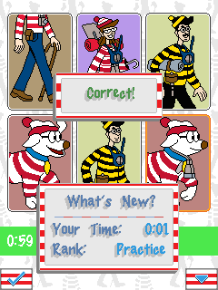 Mobile game Where is Wally? - screenshots. Gameplay Where is Wally?