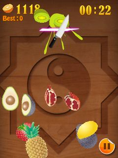 Mobile game Fruit Mania - screenshots. Gameplay Fruit Mania