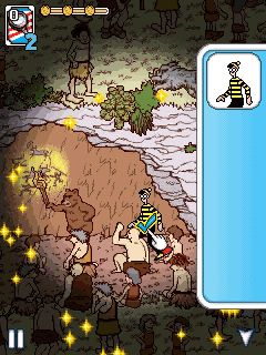 Mobile game Where is Wally Now? - screenshots. Gameplay Where is Wally Now?