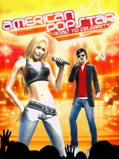 Download free mobile game: American Popstar  Road to Celebrity - download free games for mobile phone