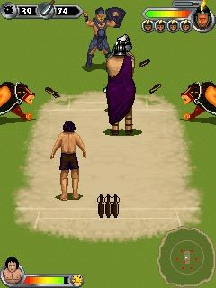 Mobile game Gladiator Cricket - screenshots. Gameplay Gladiator Cricket