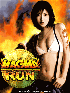Download free mobile game: Magma run - download free games for mobile phone