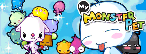 Mobile game My Monster Pet - screenshots. Gameplay My Monster Pet