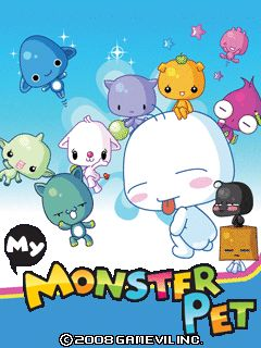 Download free mobile game: My Monster Pet - download free games for mobile phone
