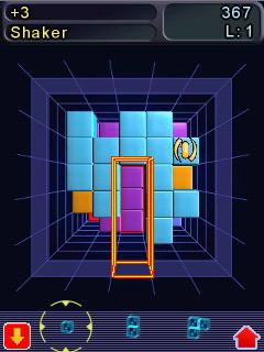 Mobile game Block 2 3D - screenshots. Gameplay Block 2 3D