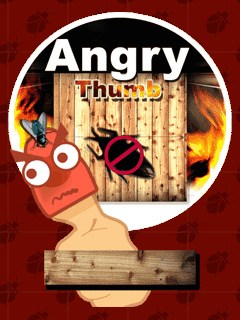 Mobile game Angry thumb - screenshots. Gameplay Angry thumb