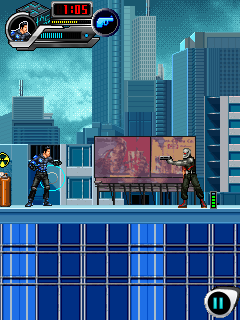 Mobile game Ra One Genesis - screenshots. Gameplay Ra One Genesis