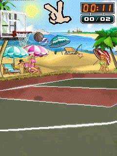 Mobile game Strip Basketball - screenshots. Gameplay Strip Basketball