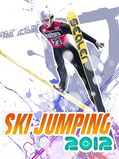 3D Ski Jumping 2012 240x320 Touch (High)