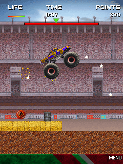Mobile game Monster Truck (Inode) - screenshots. Gameplay Monster Truck (Inode)