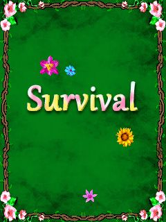 Mobile game Survival - screenshots. Gameplay Survival