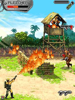 Mobile game March of Heroes - screenshots. Gameplay March of Heroes