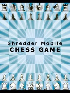 Java game screenshots Shredder Mobile Chess Game. Gameplay Shredder ...