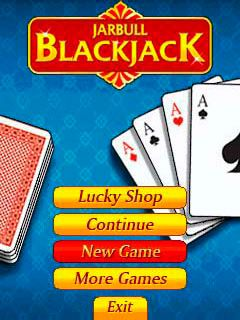 Mobile game Blackjack - screenshots. Gameplay Blackjack