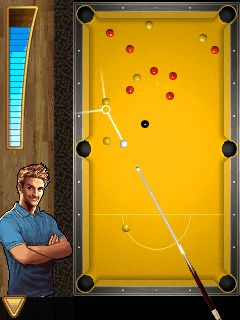 Mobile game Midnight pool 3 - screenshots. Gameplay Midnight pool 3