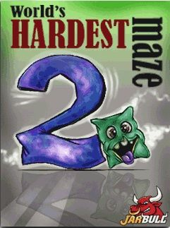 Download free mobile game: Worlds Hardest Maze 2 - download free games for mobile phone