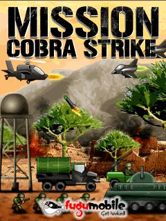 Mobile game Mission Cobra Strike - screenshots. Gameplay Mission Cobra Strike