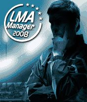 Download free mobile game: LMA Manager 2008 - download free games for mobile phone
