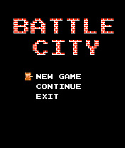 Mobile game Battle City - screenshots. Gameplay Battle City