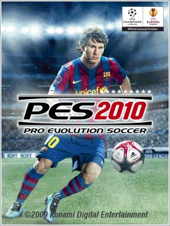 Download free mobile game: Pro Evolution Soccer 2010 - download free games for mobile phone